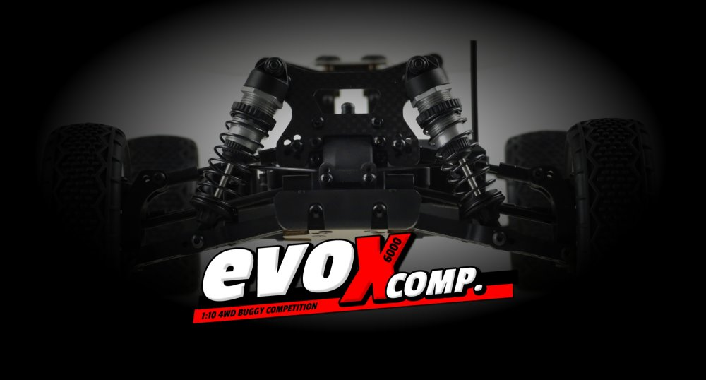evoX6000 competition Buggy Front