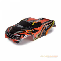 10110Pro-4 1:10 Monstertruck Karosserie orange