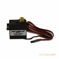AMXRacing 1151MG Mini Servo Digital wasserdicht 3,6Kg