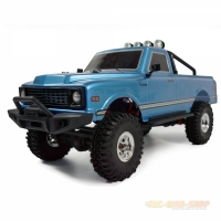 AMXRock AM18 Scale Crawler Pick-Up 4WD 1:18 RTR blau
