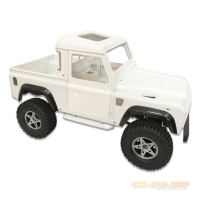 AMXRock D90 Scale No. 4 PickUp, Scale Crawler, 1:10