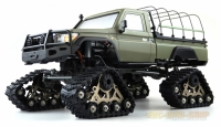 AMXRock RCX10BTS Scale Crawler Pick-Up 1:10, RTR...