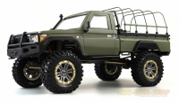 AMXRock RCX10PS Scale Crawler Pick-Up 1:10, RTR...