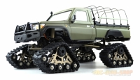 AMXRock RCX10PTS Scale Crawler Pick-Up 1:10, RTR...