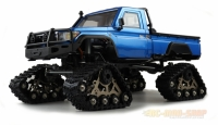 AMXRock RCX10TB Scale Crawler Pick-Up 1:10 RTR blau