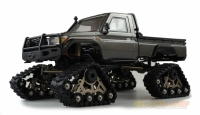 AMXRock RCX10TP Scale Crawler Pick-Up 1:10 RTR grau