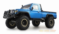 AMXRock RCX8B Scale Crawler Pick-Up 1:8, RTR blau