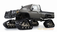 AMXRock RCX8PT Scale Crawler Pick-Up 1:8, RTR grau