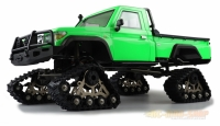 AMXRock RCX8PT Scale Crawler Pick-Up 1:8, RTR green