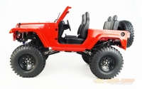 AMXRock Summer Breeze Scale Crawler 1:10, ARTR rot