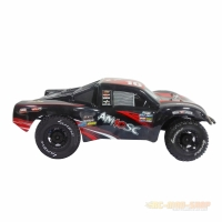 Amewi AM10SC V2 RED Short Course Truck Brushless 4WD...