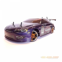 Amewi Bad Boy Driftcar Brushed 1:10, RTR, purple