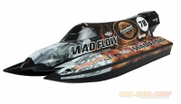 Amewi Mad Flow V3 F1 Power Boot, 3S brushless 590mm, RTR
