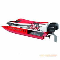 Amewi Mad Shark V2 Brushless F1 Boot 2.4GHz RTR