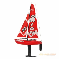 Amewi Orion Segelboot rot 465mm, 2,4GHz