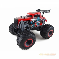 Crazy Hot Rod - Monster Truck Series 1:16 RTR, rot Amewi...