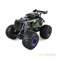 Crazy Hot Rod - Monster Truck Series 1:16 RTR, schwarz...