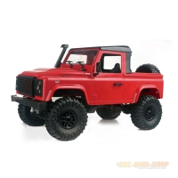 D90 PickUp Crawler 4WD 1:16 RTR rot