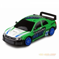 Drift Sport Car 1:24 grün, 4WD 2,4GHz RTR