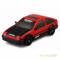 Drift Sport Car 1:24 rot, 4WD 2,4GHz RTR