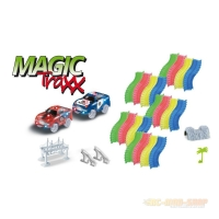 Magic Traxx Mega Set Race Bahn 373-teilig