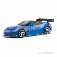 Nissan 350Z Greddy Twin Turbo Karosserie 1:10, 200mm...