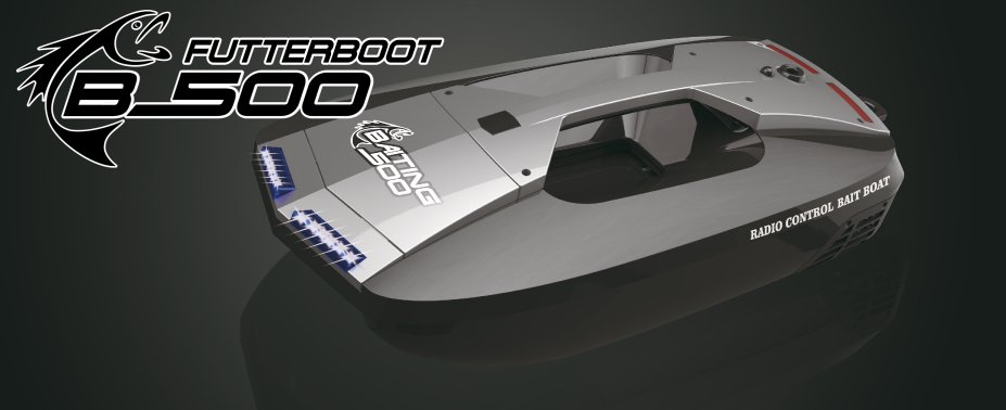 Futterboot B500 Baiting 500